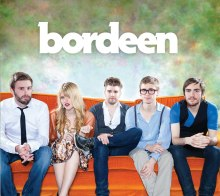 Bordeen Self-Titled Album